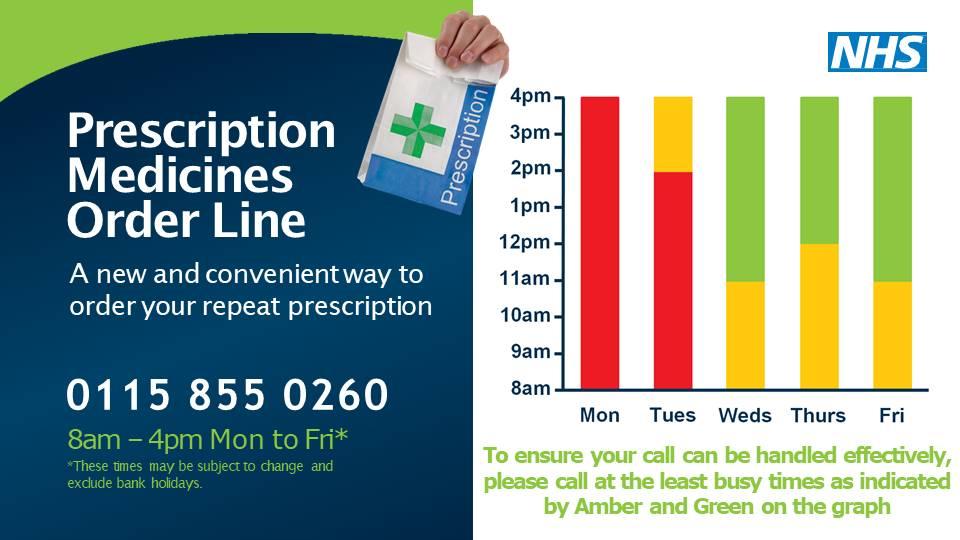 Medicines Order Line